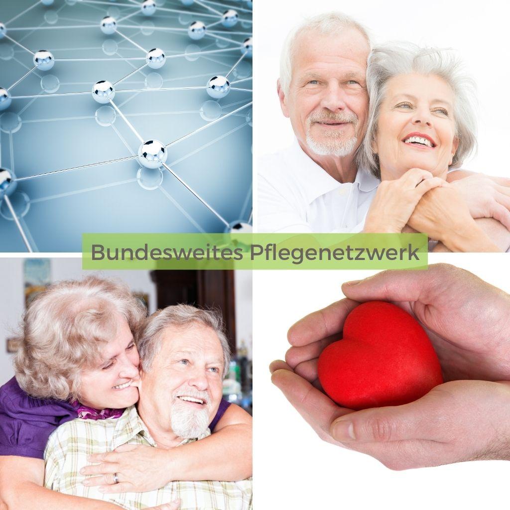Bundesweites Pflegenetzwerk - Pflegeberatung